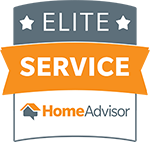 Home Advisor Elite Service badge